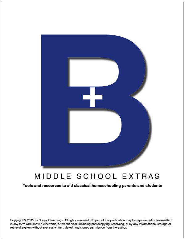41 best challenge b classical conversations images on pinterest b plus middle school extras is an ebook filled with tools and resources for fandeluxe Gallery
