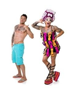Interview with the gorgeous Duncan James from Blue as he stars as Tick in Priscilla Queen of the Desert #PriscillaQueenofthedesert #Theatre #DuncanJames #Flipflops