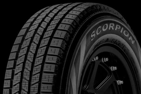Pirelli Scorpion Ice & Snow Run Flat Tires...Loved these on the 4Runner.