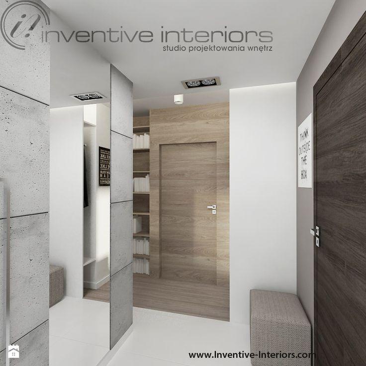 Hol / Przedpokój styl Nowoczesny - zdjęcie od Inventive Interiors - Hol / Przedpokój - Styl Nowoczesny - Inventive Interiors