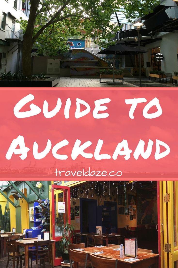 Guide to Auckland // Where to eat, drink, get coffee, what to do & see, the best day trips from Auckland