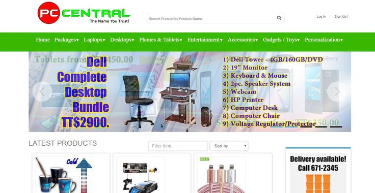 Buy computer online : At pccentraltt.com you can Shop online for computer accessories , computer parts online and buy laptop online at low prices.