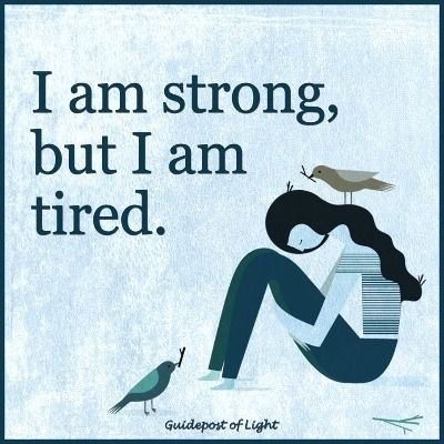 Being tired does not make you weak! https://www.facebook.com/idailybuzz/videos/767855976697573/?utm_content=buffer488cd&utm_medium=social&utm_source=pinterest.com&utm_campaign=buffer #csj #psychicreadings #psychic #accurate #strong #tired #youarenotweak