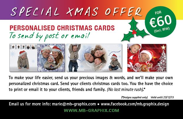 MB Graphix Christmas Promo (side 2)