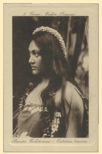 Tahitian beauty