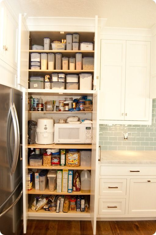 10 Best Ideas About Microwave In Pantry On Pinterest Built In Pantry Big Kitchen And