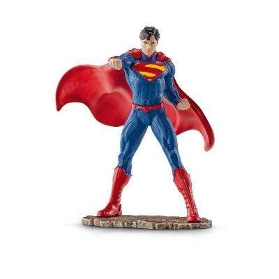 Schleich Figúrky - Superman bojujúci