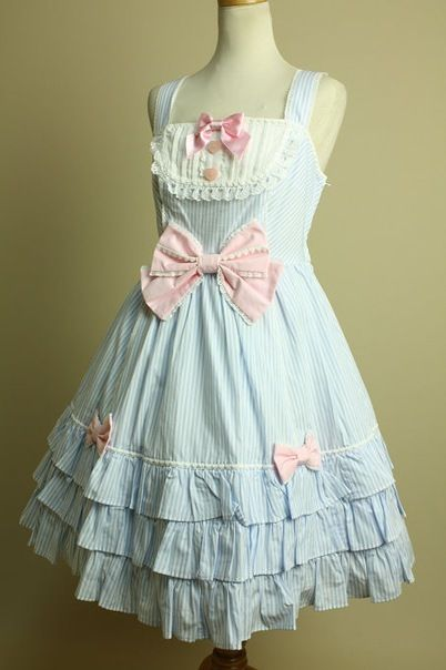 """cuteness, probably best to wear when pregnant. The bow at the """"waist"""" is for the gift for the family(aka the baby)!!!"""