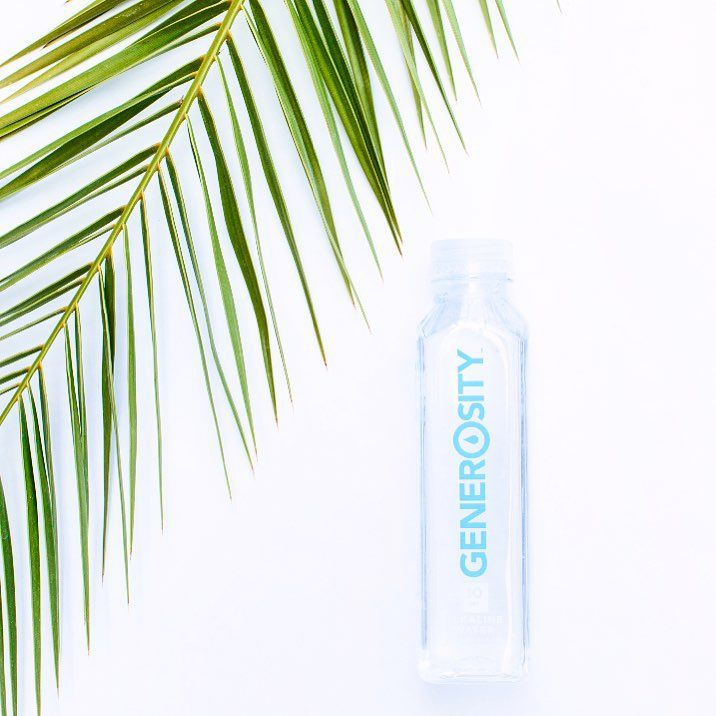 #AlkalineWater naturally stimulates the digestive enzymes that absorb nutrients from food, consume fat and turn it into usable energy. #GenerosityWater #DrinkGiveLive