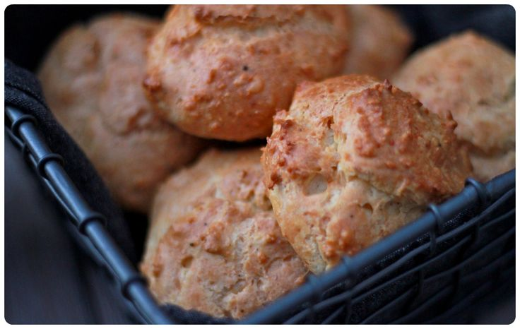 ... Popovers Gougères are basically delicious crunchy, fluffy, cheesy