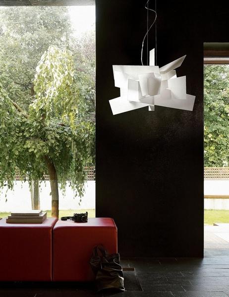 #light #lighting #lamp  #design #Foscarini Big Bang by Enrico Franzolini and Vicente Garcia Jiminez