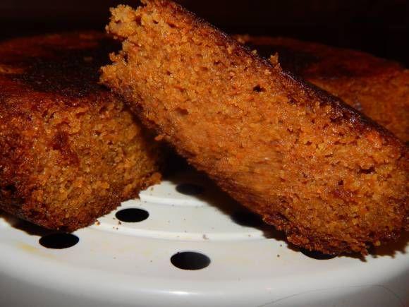Морковно-кукурузный пирог в мультиварке(и не только). Без яиц и без глютена!