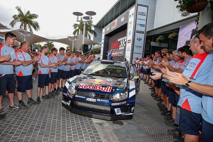 Najlepszy samochód rajdowy jaki kiedykolwiek zbudowano – Polo R WRC. Rajd Australii! #volkswagen #volkswagenteam #polo #volkswagenpolo #australia #samochody #motorsport