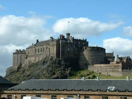 Edinburgh Castle, Scotland: Edinburgh Castle