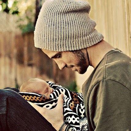Be still my ovaries. #UberKate celebrating #uberdads ➰ image source Pinterest #fatherhood #fathersday2015 #dad