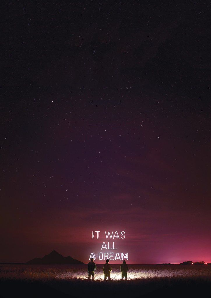 It Was All A Dream Aesthetic Backgrounds Aesthetic Wallpapers Wallpaper Quotes
