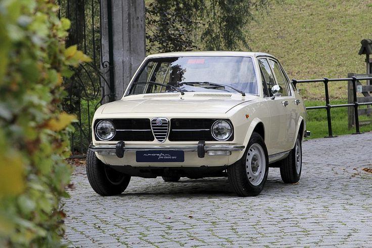 1976 ALFA ROMEO ALFETTA 1.6
