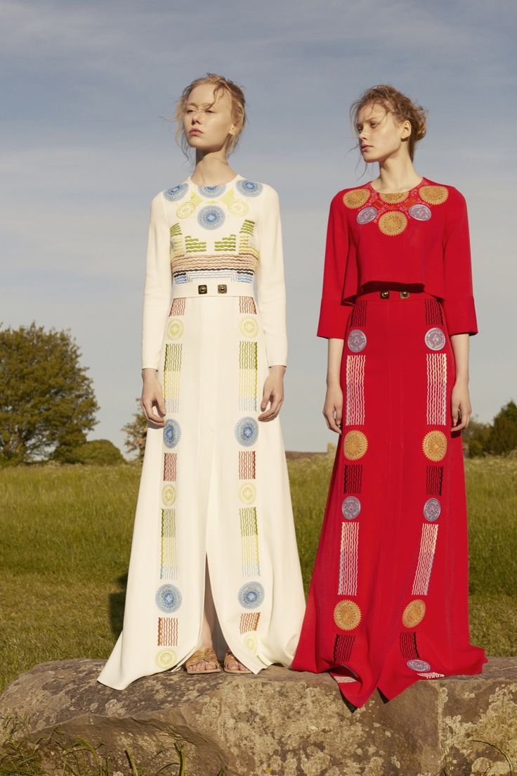 Peter Pilotto Resort 2016 - Collection - Gallery - Style.com