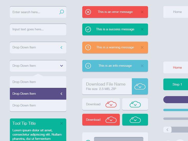 Best Ui RegistrationForms Images On   Interface