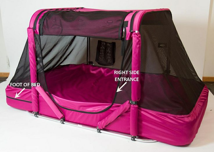 The Safety Sleeper Twin Size Bed Enclosure It S A Bit