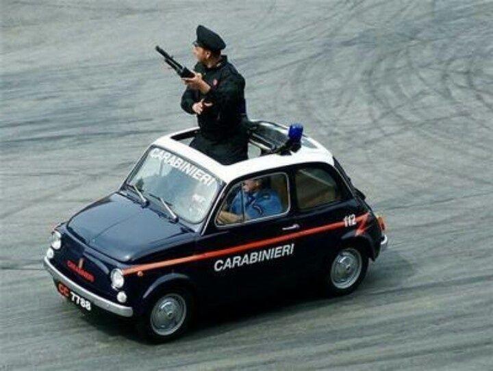 Αποτέλεσμα εικόνας για italian police car