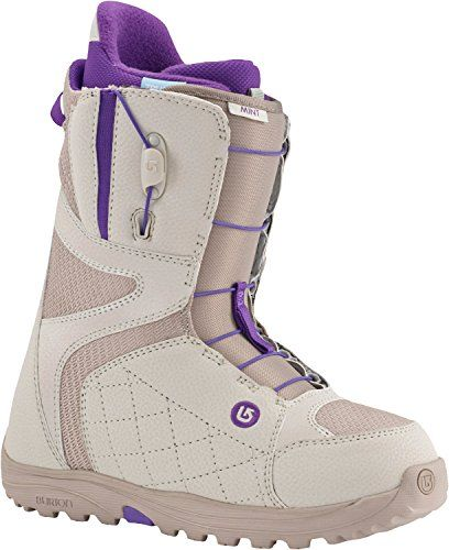 Burton Mint Womens Snowboard Boots Desert Purple 9 ** Check out this great product.
