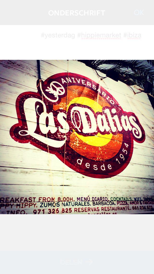 Las Dalias (Ibiza 2010)