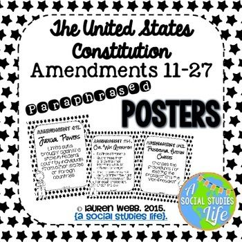 constitutional amendments 11 27