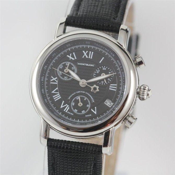 Replica MontBlanc Watch 2013 $179.00 http://www.swisstrendy.com/replica-montblanc-watch-2013-swiss-store-3a2067.html
