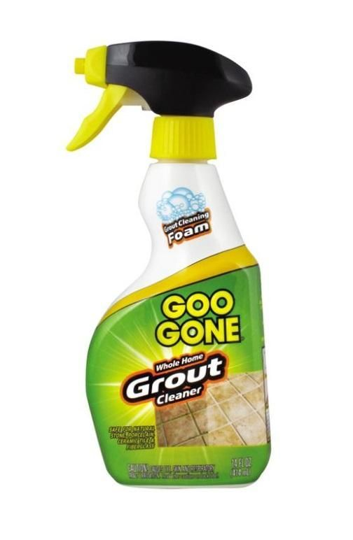 Goo Gone 1946 Grout Clean Restore 14 Oz Grout Cleaner Clean Dishwasher Cleaning Hacks