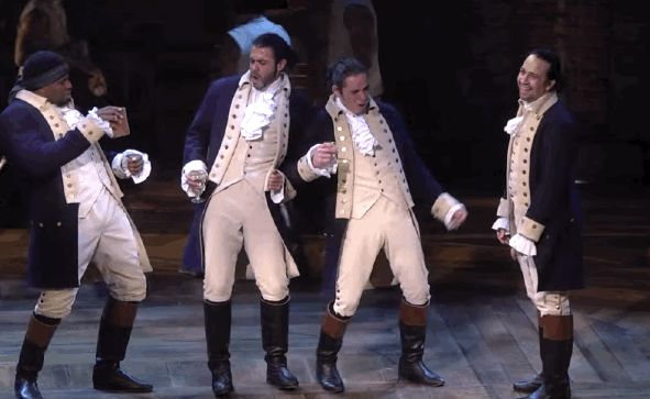 The Definitive Ranking of all the songs from Hamilton as defined by a college student during finals week currently procrastinating on studying.