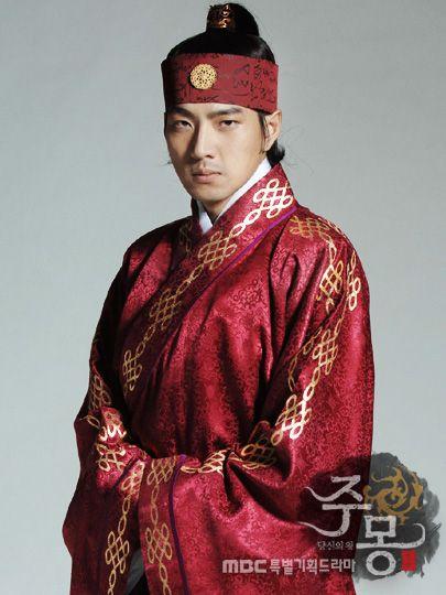 Song Il Gook as Jumong - K-Drama