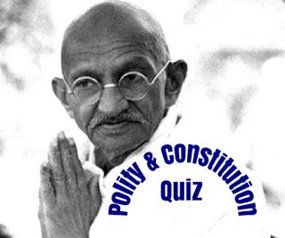 General Knowledge: Polity & Constitution Quiz - 6