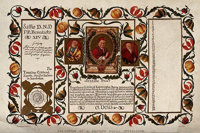 Кто мог получить индульгенцию и как Мартин Лютер изменил ход истории