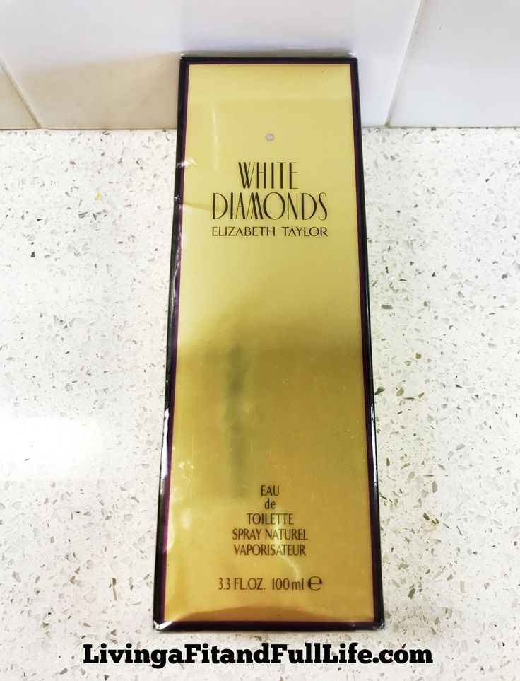Elizabeth Taylor White Diamonds Perfume is Just What You've Been Dreaming of!