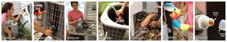 Cleaning your own A/C condenser unit can save you up to $120, here are three steps to help you do it yourself! Here's  our 3 steps to cleaning your air conditioner condenser unit!