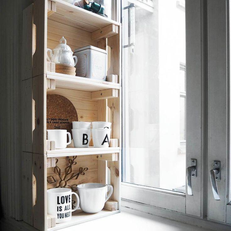 78 best ikea knagglig andere kisten images on pinterest diy m bel geborgene m bel und wohnideen. Black Bedroom Furniture Sets. Home Design Ideas