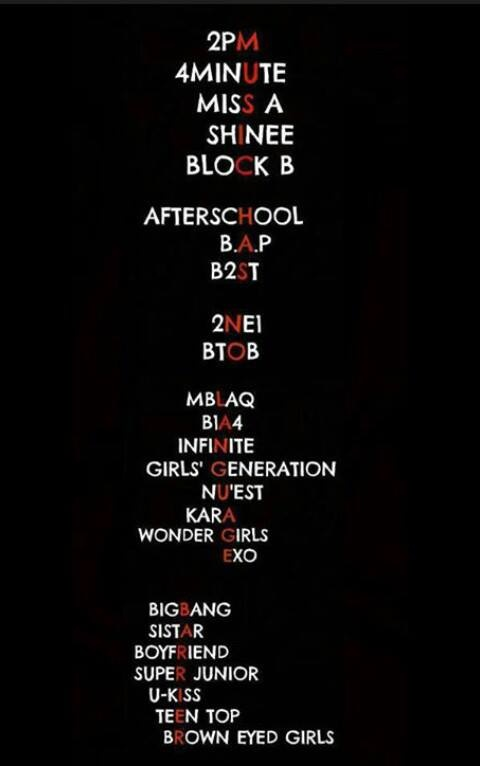 The Road to K-pop Stardom: Training