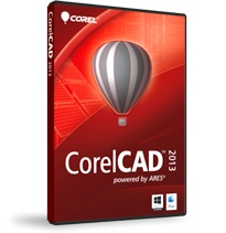 CAD Software for Mac and Windows – CorelCAD 2013 $699.00