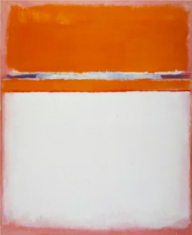 Mark Rothko - Number 18, 1951