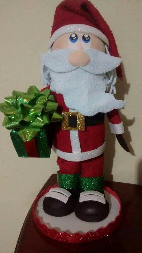 Fofucha #navidad #santaClos