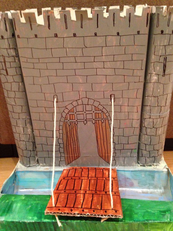 Drawbridge, school project