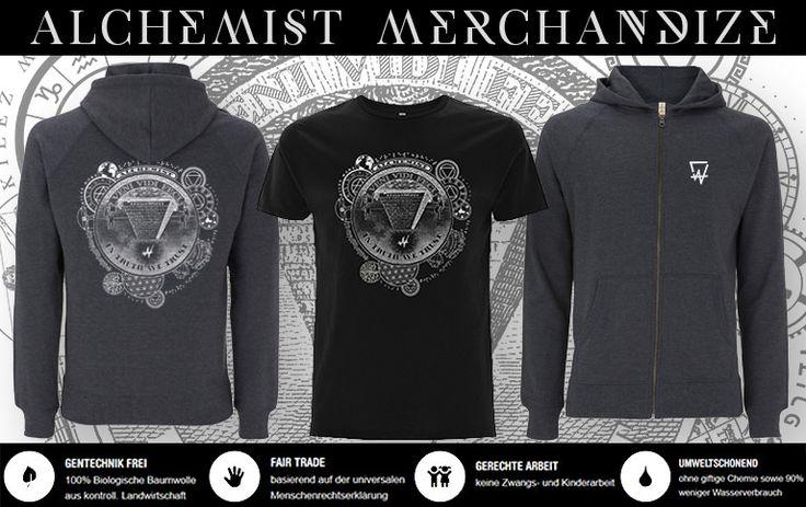 Hoodies und Shirts im Kilez More Shop