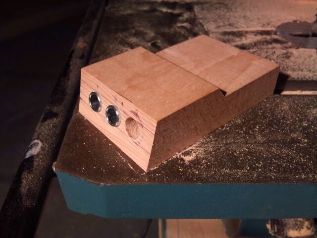 Homemade Pocket Hole Jig : Best my only vice clamps jigs and work holders