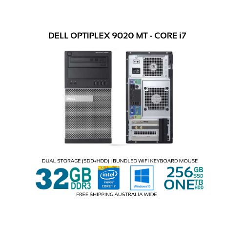 Buy Dell Optiplex that delivers premium technology with its new flexible design and premier- class control. For more - https://bit.ly/2J5nGxL