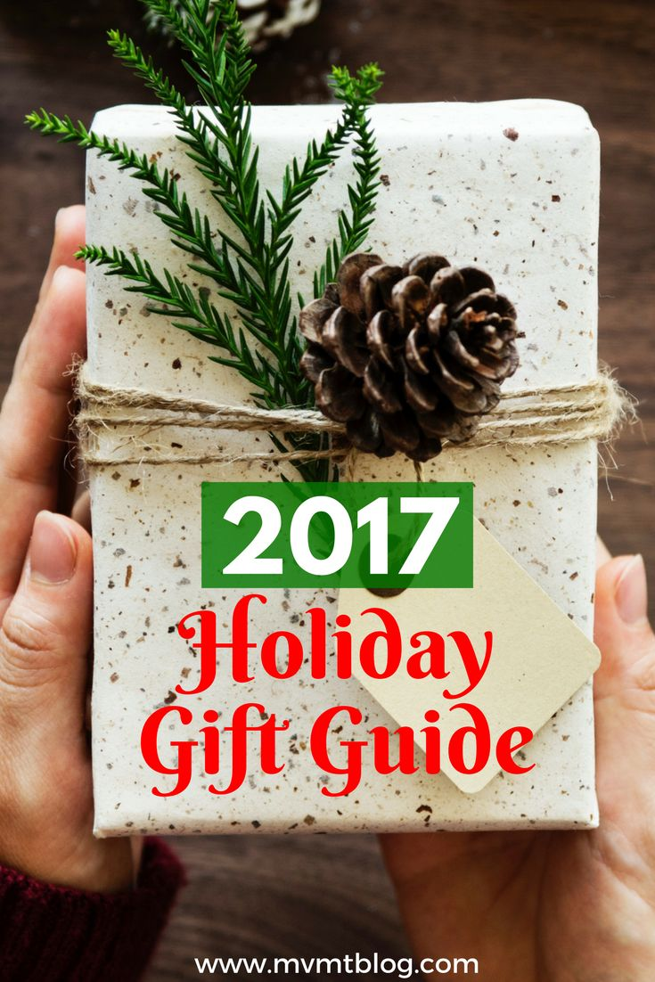 Our 2017 holiday gift guide is out! This year we're bringing you 25 of the best travel gifts for every budget. Click through to check it out now or pin for later!