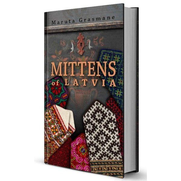 Schoolhouse Press - Mittens of Latvia--Pre-Order - Scandinavian & European - Books