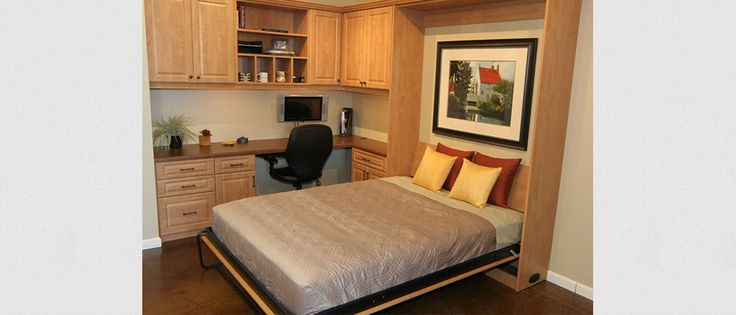 44 Best Murphy Bed Amp Home Office Combo S Images On Pinterest