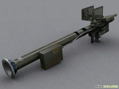 Fim-92 Stinger AA Missile