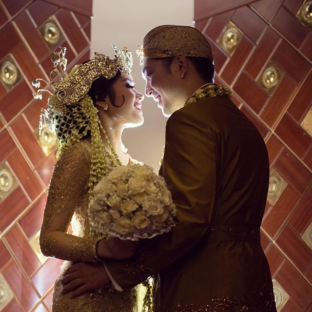 Throwback 09.04.16 💛💛💛 #nitakabul #sundanesewedding #sunda #siger #sigersunda